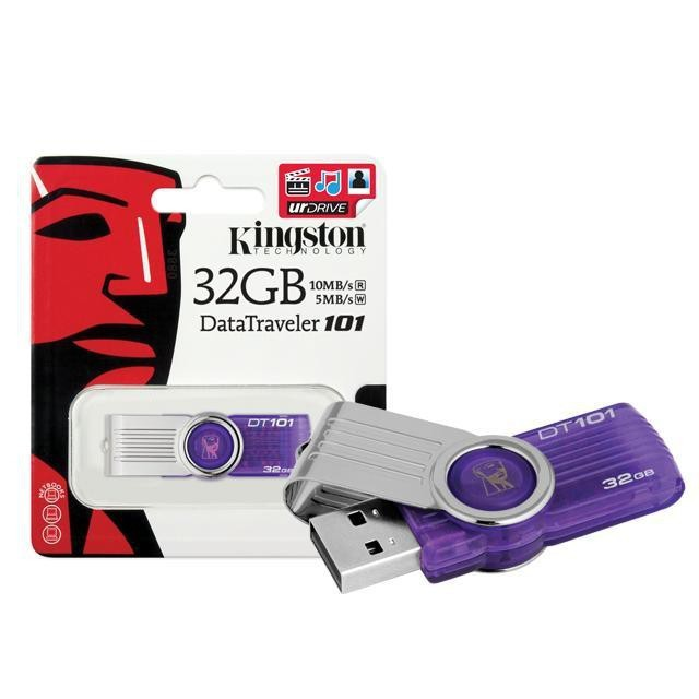 KINGSTON Data Traveler USB 2.0/3.0 Pendrive 8GB/16GB/32GB 1 YEAR WARRANTY