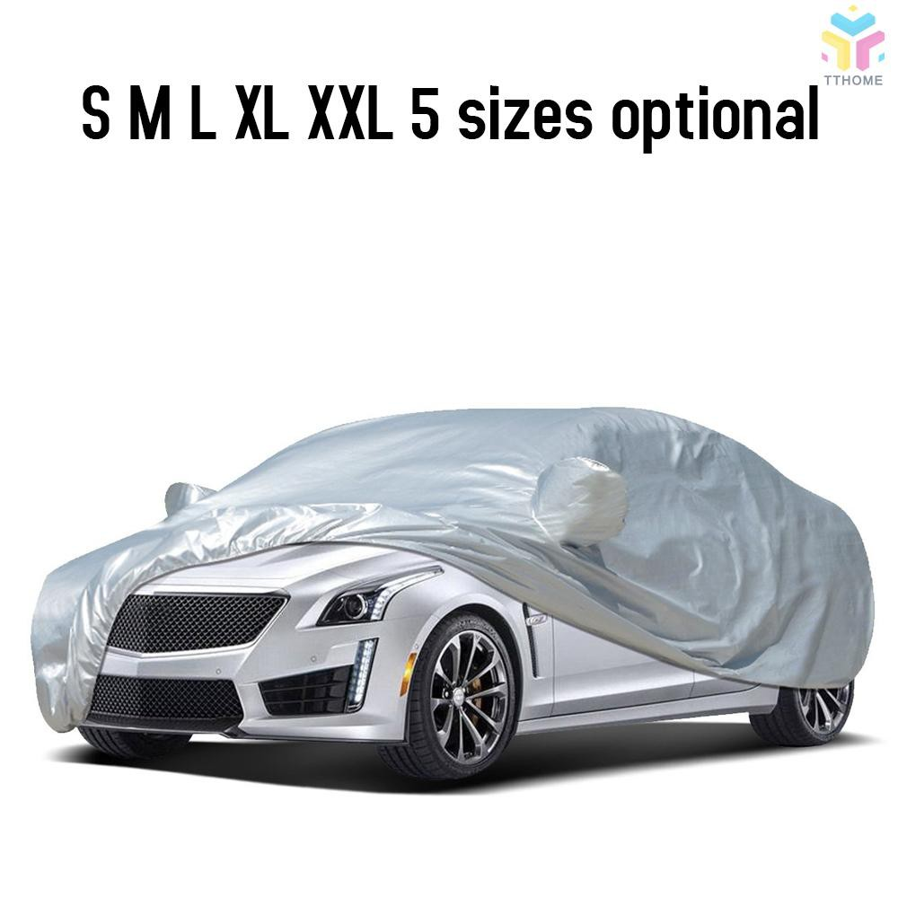 Compatible with Mercedes-Benz SLC 300 Car Cover with Inner Layer Cotton for All Weather and Season Waterproof UV Proof Outdoor Full Automobile Cover Color : Blue, Size : Cotton