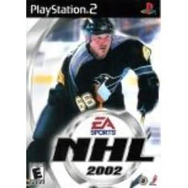PS2  NHL 2002 [Burning Disk]