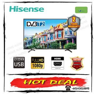 Hisense 40 Inch Full HD TV - 40N2176