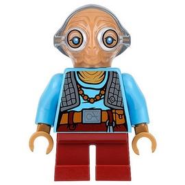 LEGO Star Wars : The Force Awakens- Maz Kanata Minifigure
