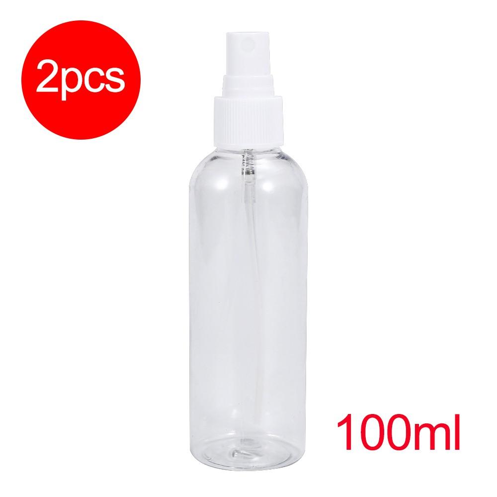 Botol 100ml Shopee Malaysia Parfum Refillable Atomizer Spray
