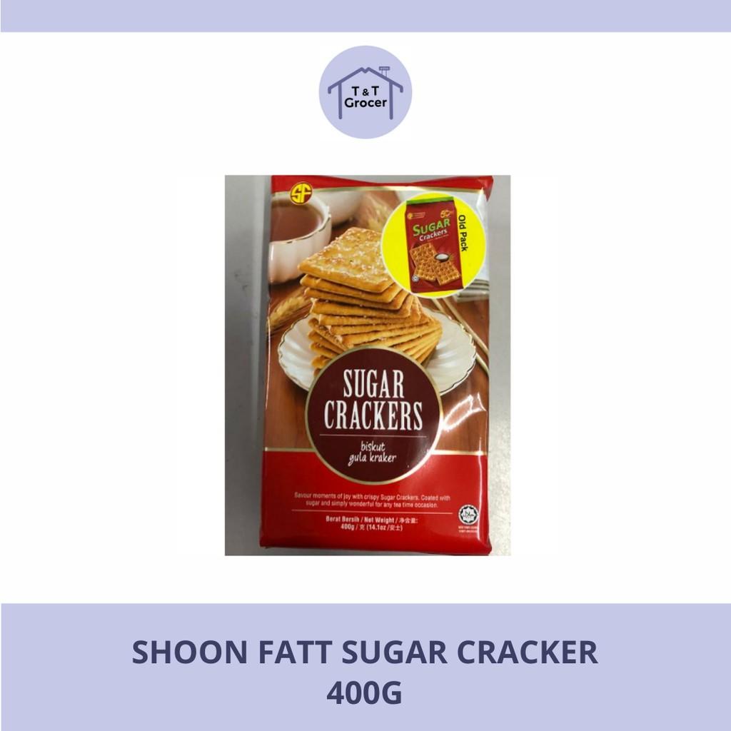 Shoon Fatt Sugar Cracker 400g <Wholesale>