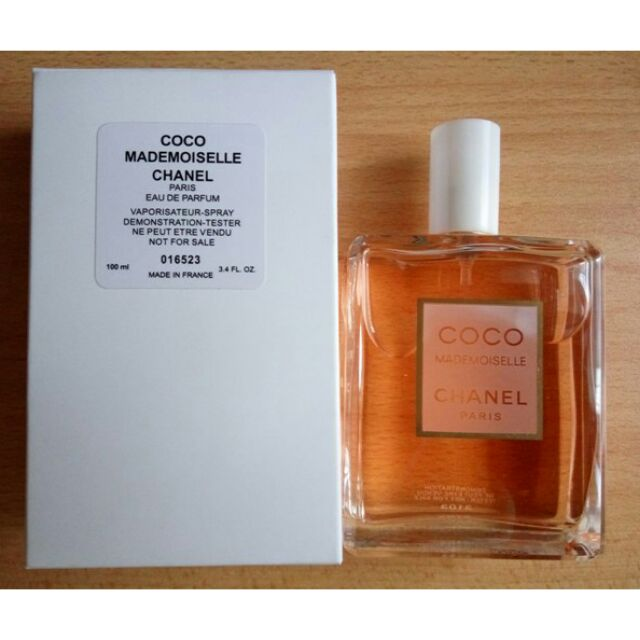 Coco Chanel Mademoiselle Original Tester Shopee Malaysia
