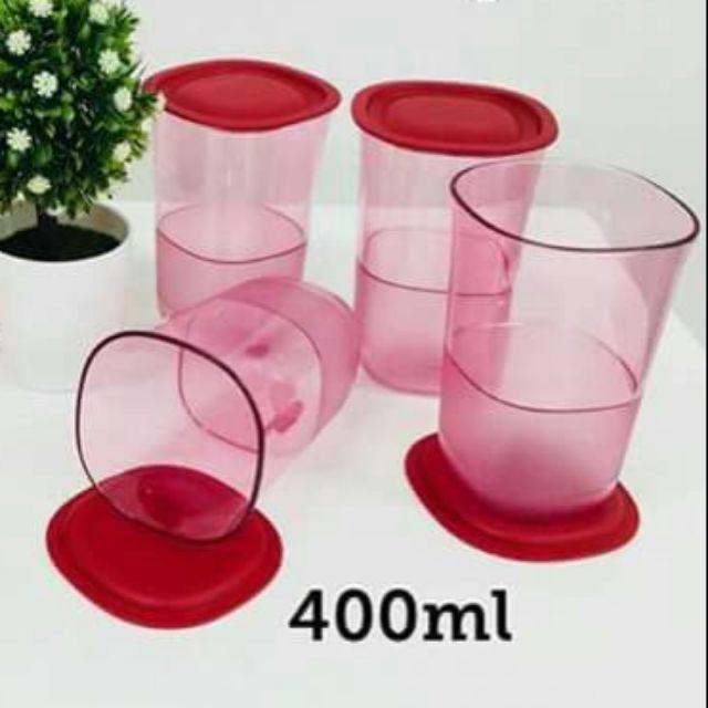TUPPERWARE Tall Glass 400ml
