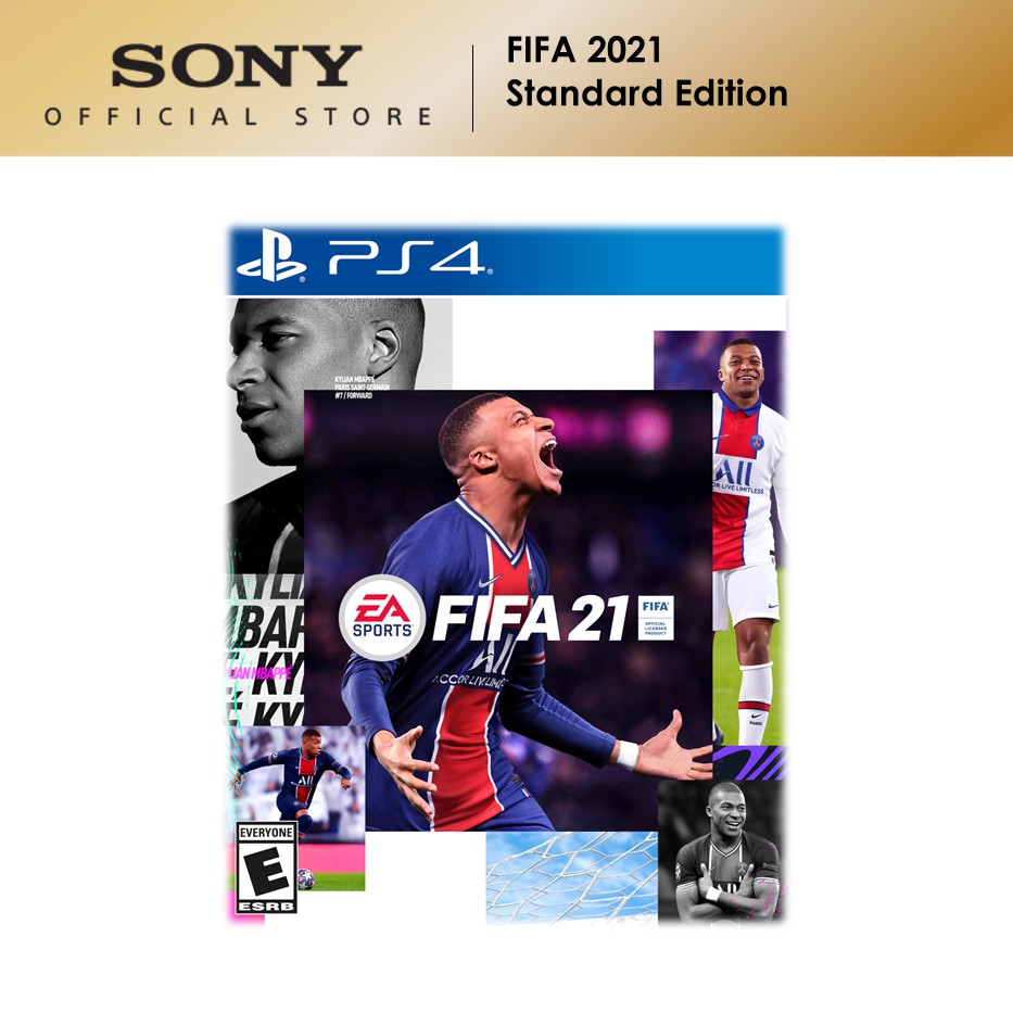 SONY PLAYSTATION 4  PS4 GAME FIFA 2021