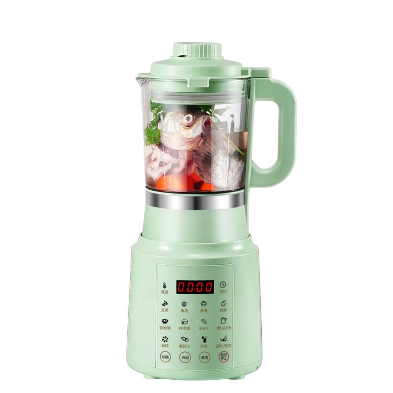 GDeal Wall Breaking Machine Automatic Heating Cooking Machine Silent Small Complementary Food Health Tool