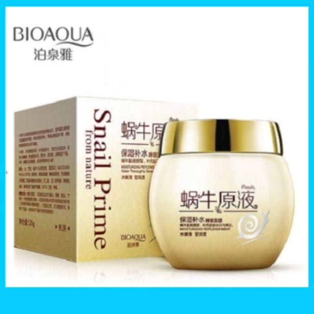 Bioaqua Golden Snail Serum Anti Aging Face Cream 120g