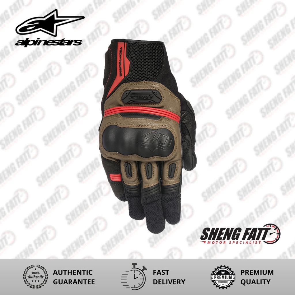 Alpinestars Highlands Glove (Brown)
