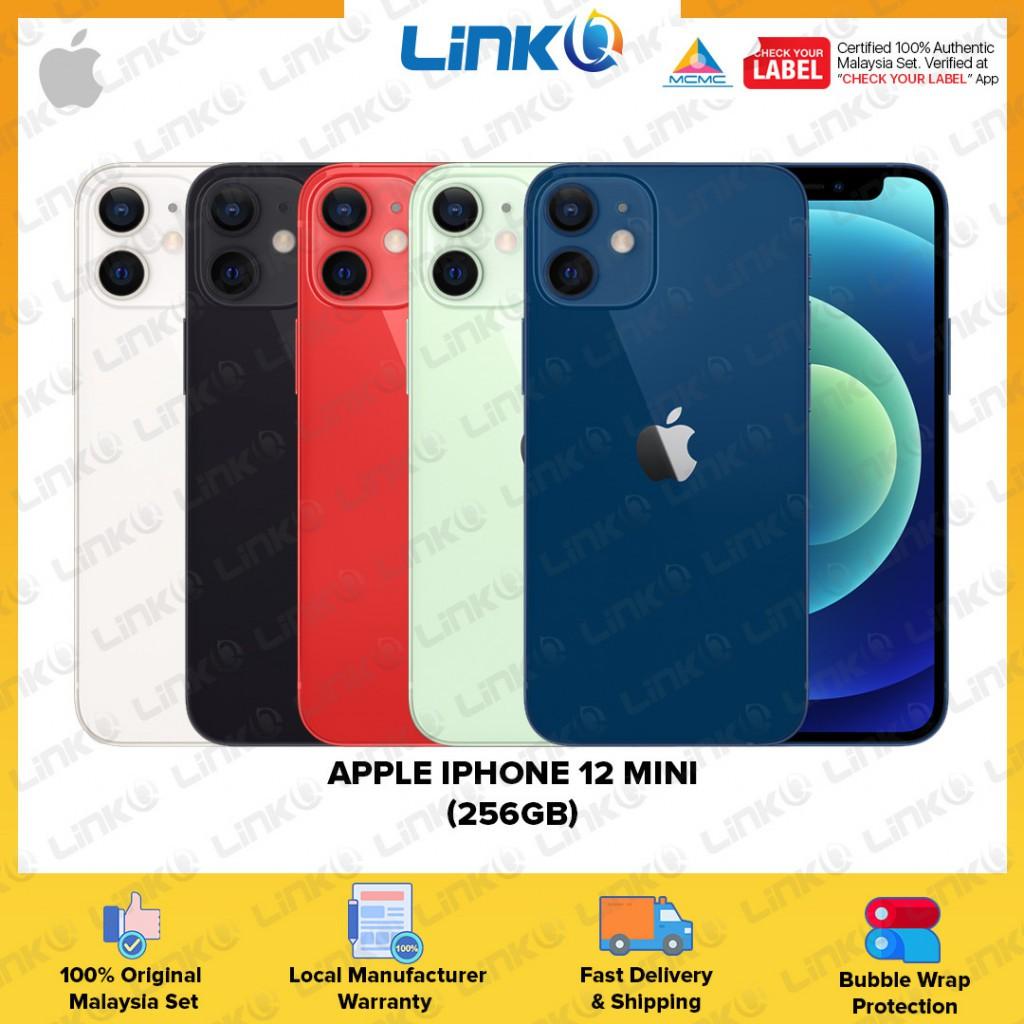 [ETA MID OF NOV] Apple iPhone 12 mini 128GB (5G) Smartphone - Original 1 Year Warranty by Apple Malaysia