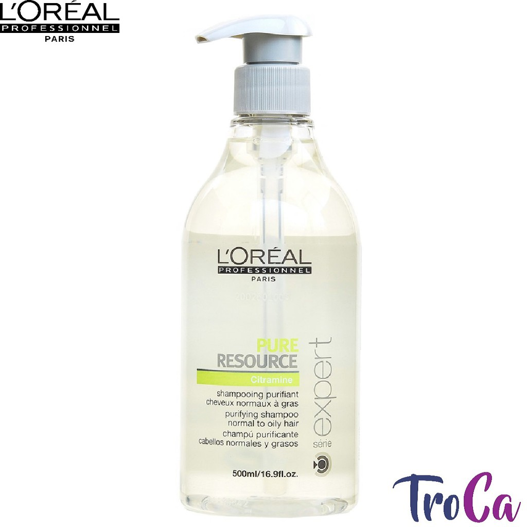 451db531d Loreal Professionnel Scalp Care Pure Resource Shampoo (500ml/1500ml) |  Shopee Malaysia