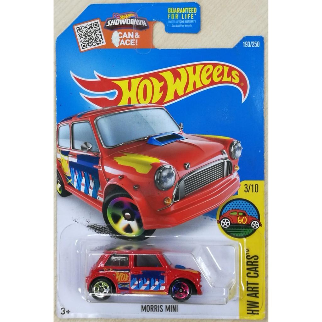 ★ Hot Wheels 2019 MORRIS MINI COOPER 242//250 ★ *HW RACE TEAM* 5//10 No