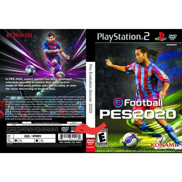 Ps2 PES 2020 ~Pro Evolution Soccer ⚽ 🏃