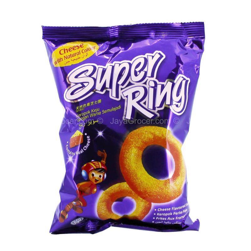 SUPER RING CHEESE RING 60 gram (BIG)