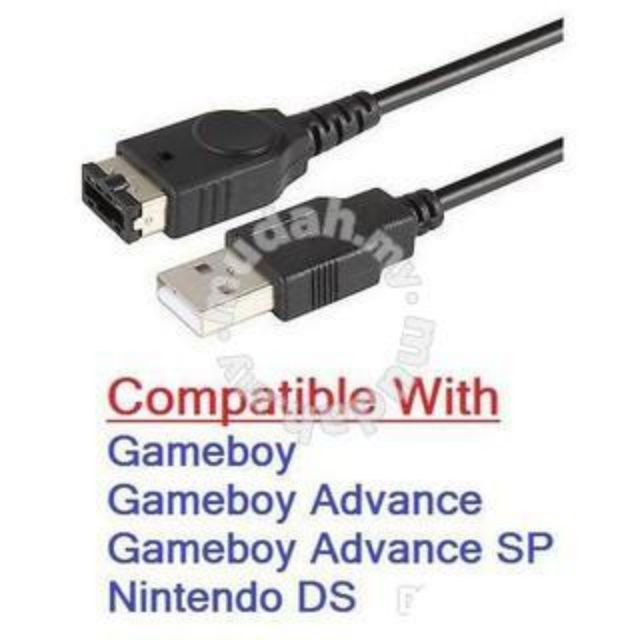 New Nintendo DS Game Boy Fast Charging Charge Cable