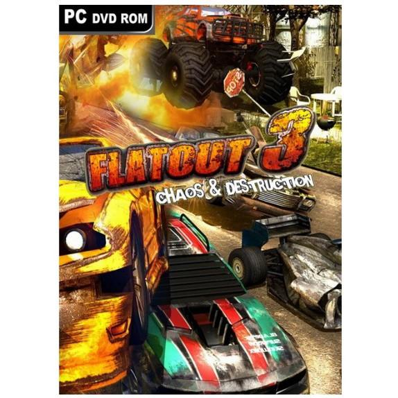 FlatOut 3: Chaos And Destruction (PC DIGITAL DOWNLOAD)