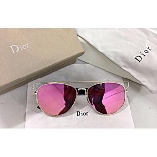 a3f069ed2683 Dior Technologic, Gold Frame, Violet Mirror Lens Polarize