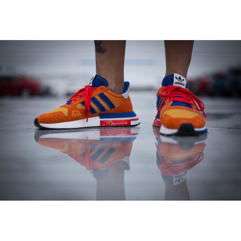 official photos 0c1ce 98ad5 Dragon Ball Z x adidas Yung-1