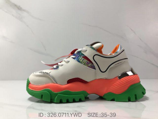 Shekaiqi Casual Shoes Women (Green) Premium - 36-39 EURO