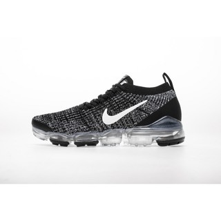 6496bba22b5e Women Air VaporMax Flyknit 3.0 2019 Men Running Shoes Oreo Sport Sneakers |  Shopee Malaysia