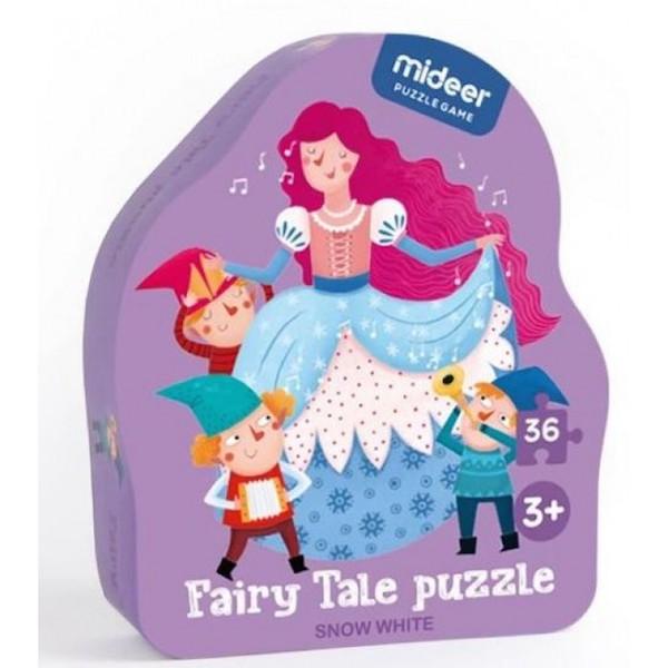 Mideer 4 Theme Fairy Tale Story Puzzle 36 Pcs toys education