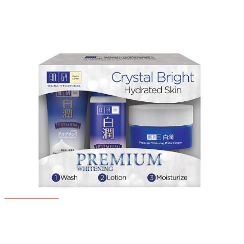 Hada Labo Premium Whitening Light Trial Set