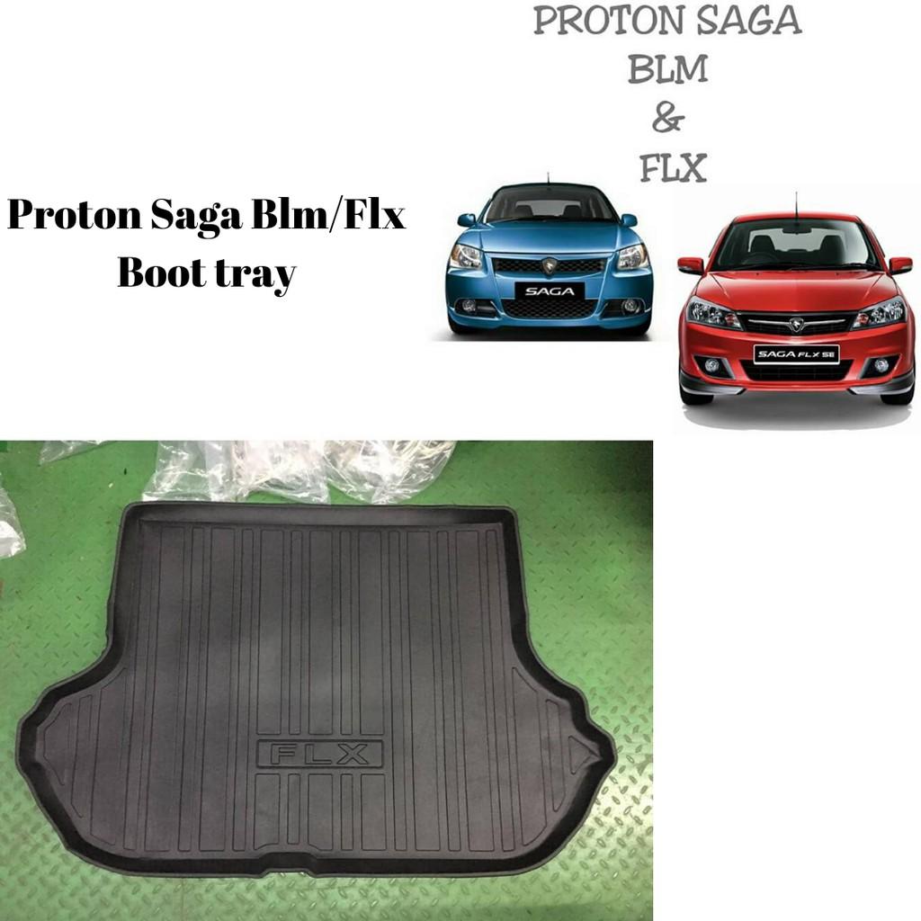 Proton Saga BLM/Flx Boot Tray/Cargo Boot Tray