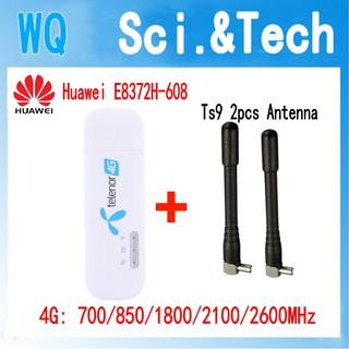 Huawei B310 4G LTE SIM Card Wifi Modem Router Hotspot with Antenna