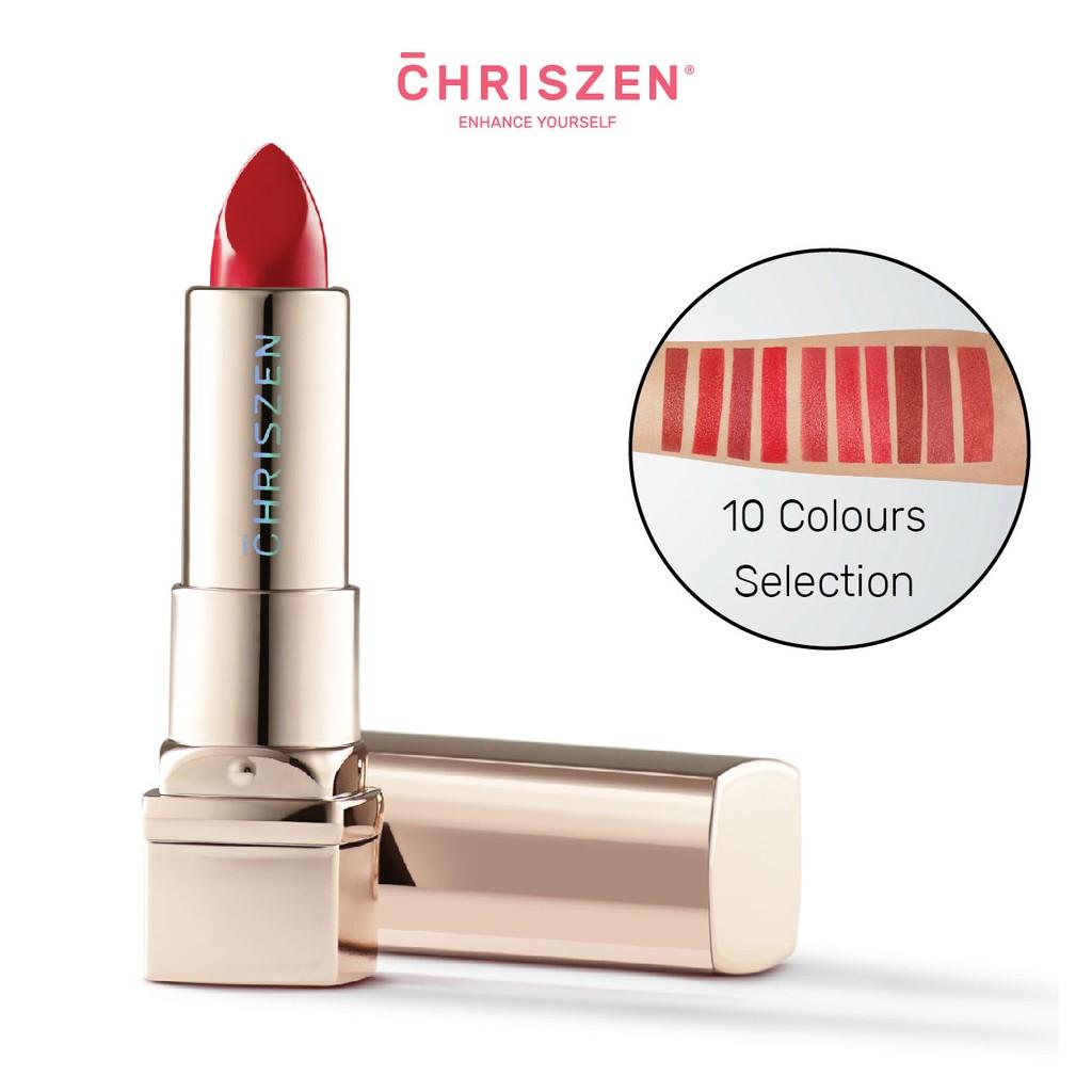 Chriszen ColorMatte  Lipsticks