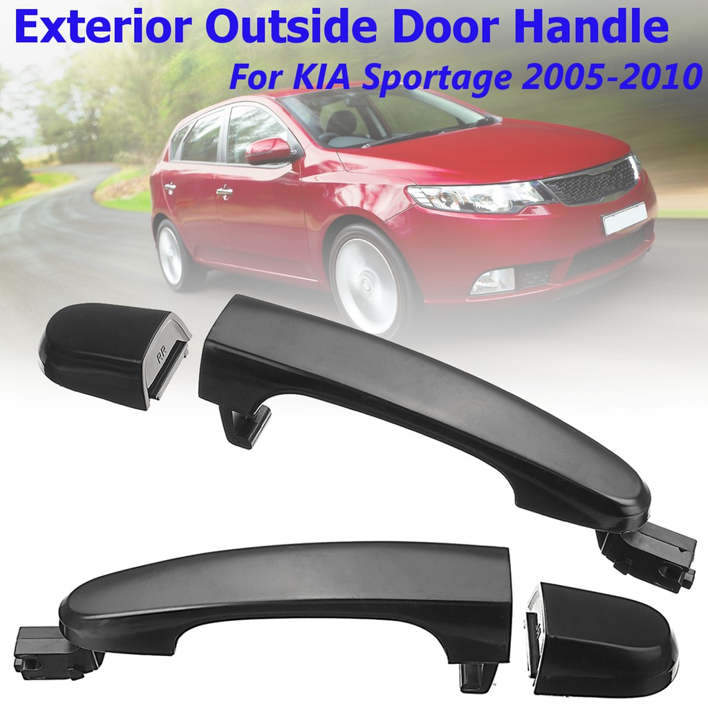 Fits Ford Ranger Outside Outer Exterior Door Handle Left or Right Chrome ABS