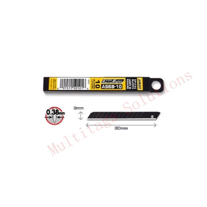 OLFA ASBB-10 10PCS EXCEL SPARE BLADES