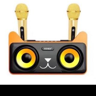 SDRD SD-305 Bluetooth Karaoke Speaker