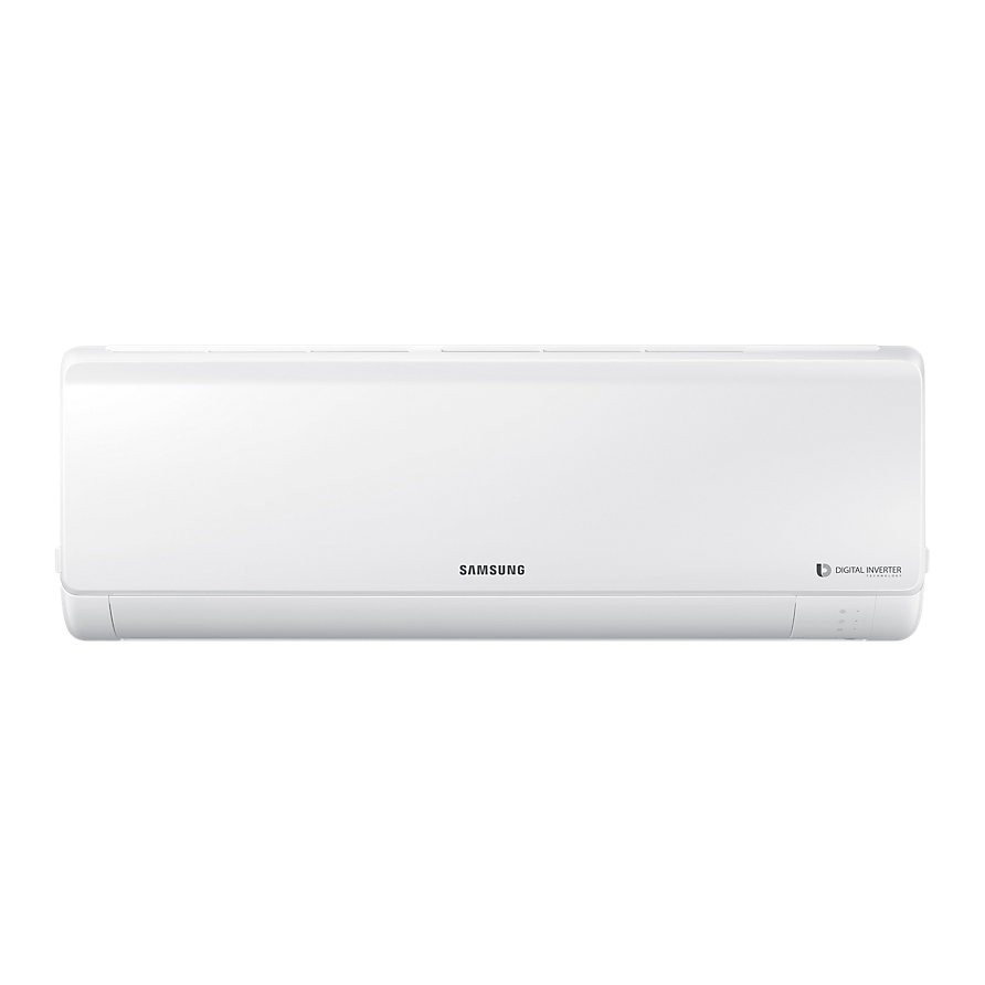 Samsung Inverter Deluxe Air Conditioner with 8-Pole 2.5HP AR24MVFHJWKNME