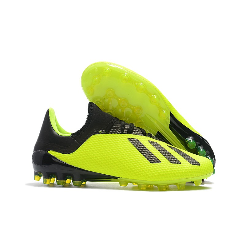 online store bfb6d 4109d Adidas X18.1 Knitted