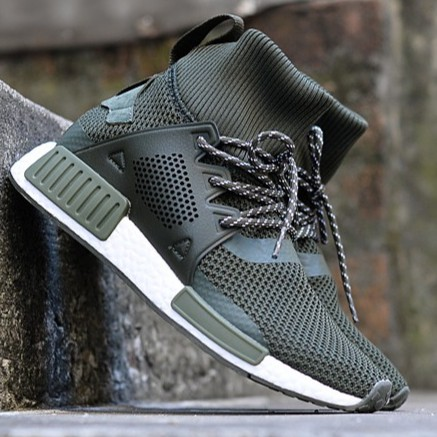 e93a11e5 ProductImage. ProductImage. Ready Stock Adidas NMD XR1 running shoes Men ...