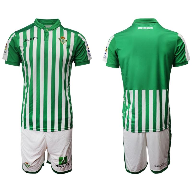 Men S Real Betis Home Jersi Football Jersey 8 Fekir 16 Moron Iglesias Joaquin Emerson Juanmi Canales 19 20 Kits Jerseys Shopee Malaysia