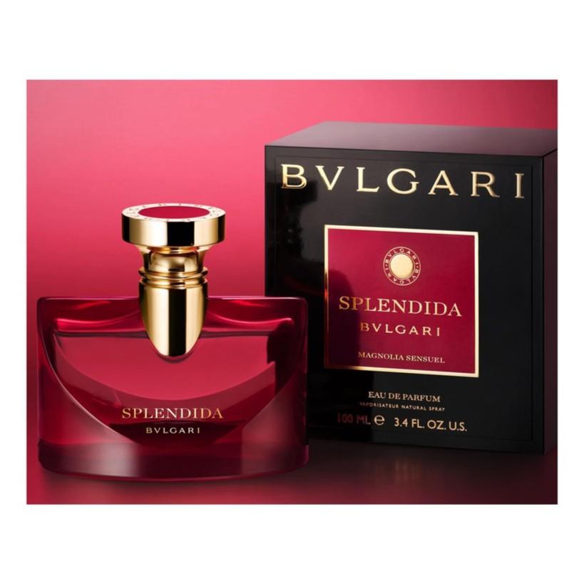 b3812014ffc0e (100% Original!) BVLGARI SPLENDIDA MAGNOLIA SENSUEL 15ML EDP MINIATURE SPRAY    Shopee Malaysia