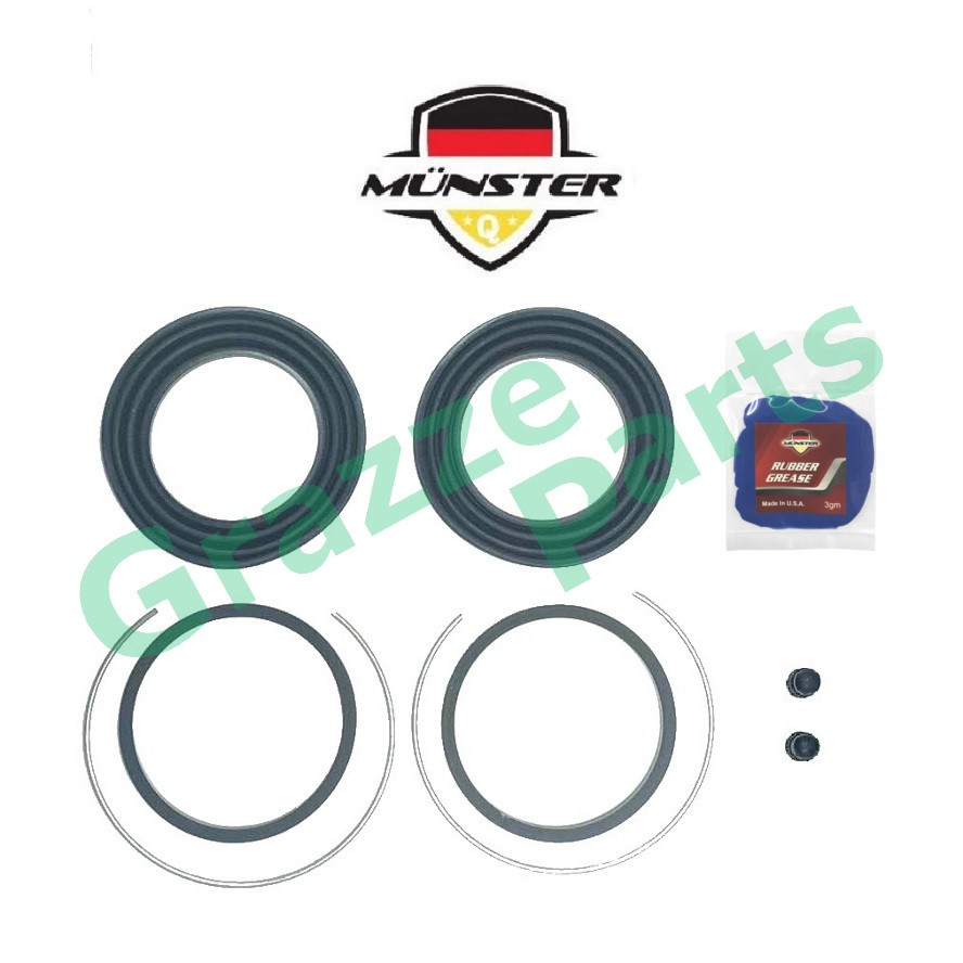 Münster Disc Brake Caliper Repair Kit Front for 04479-87205X - Perodua Kancil660