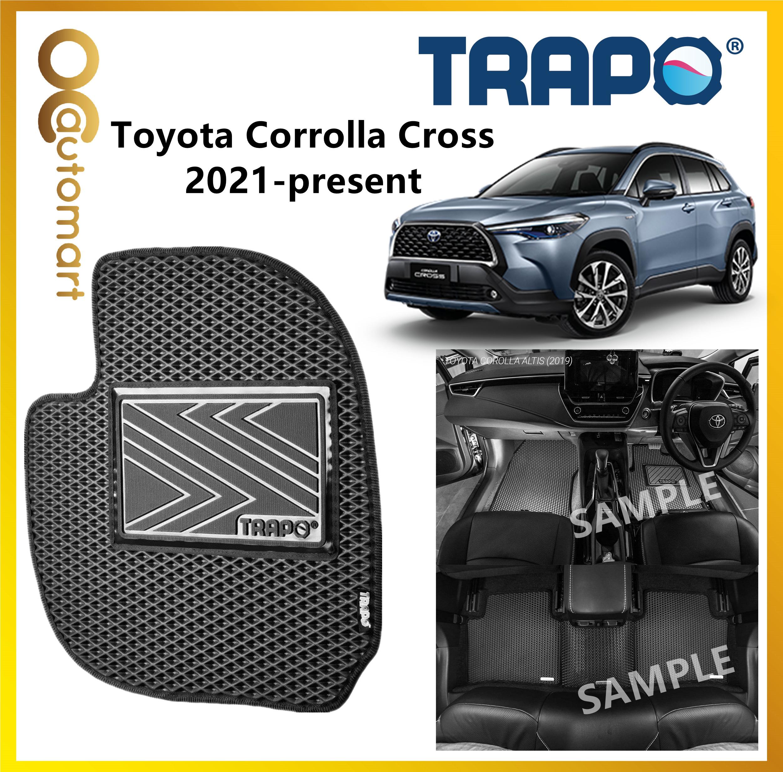 TRAPO Customize Car Floor Mat Toyota Corrolla Cross 2020-Present Carpet
