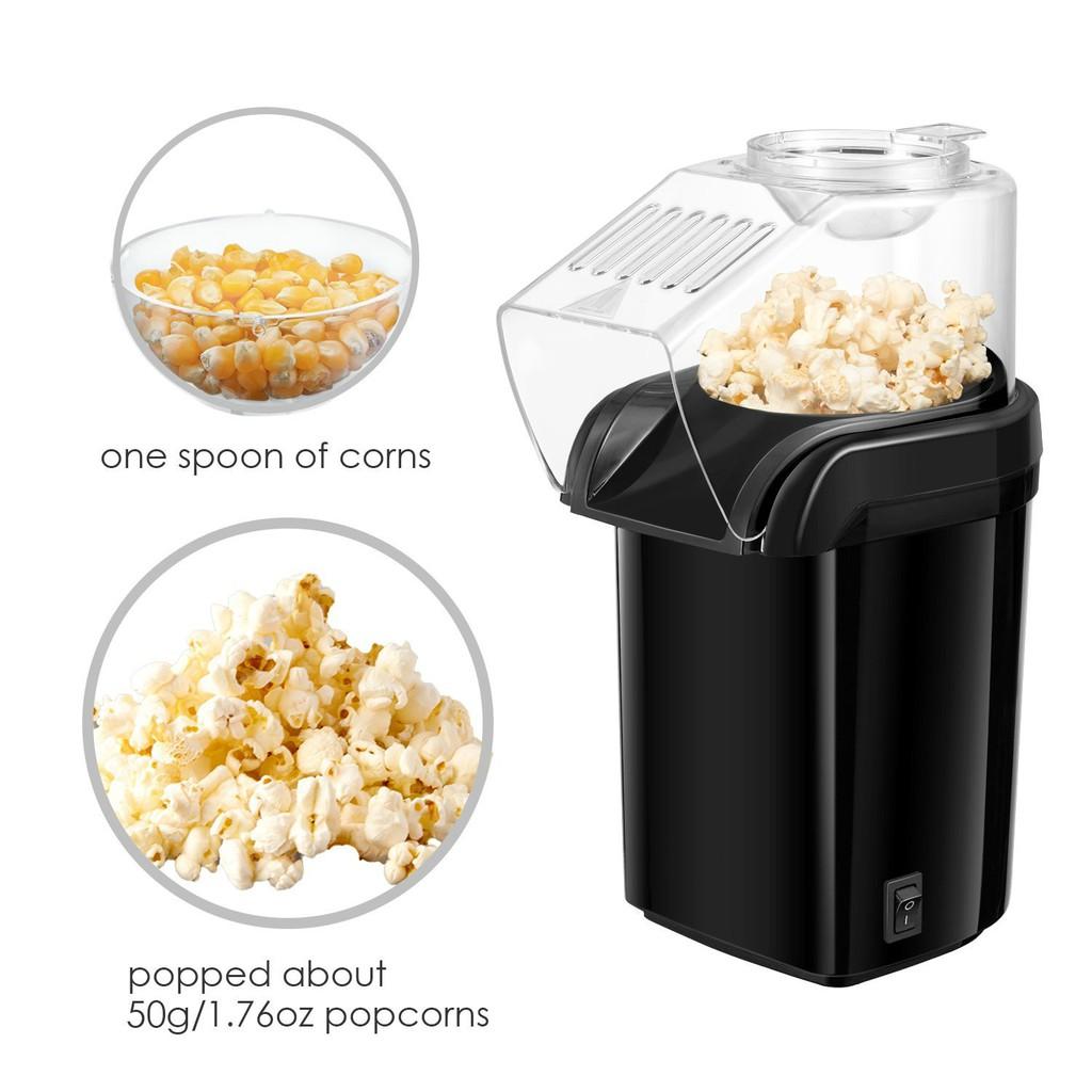 Home Retro Air Crazy Hot Air Popcorn Popper Shopee Malaysia