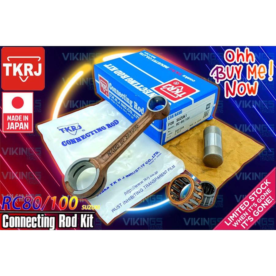 RC80 RC100 RC110 CONNECTING ROD TKRJ JAPAN