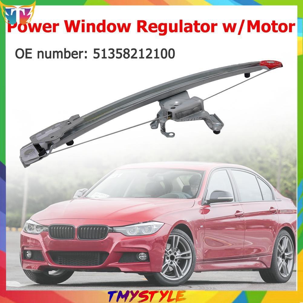 Electric Window Regulator Rear Right for 3 E46 1998-2005 Sedan and Wagon 51358212100