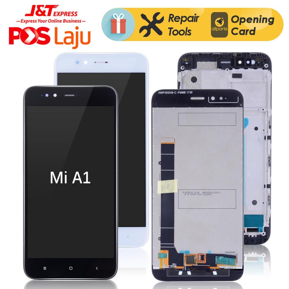 Original Display for Xiaomi Mi5X A1 LCD Mi 5X Digitizer IPS HD Touch Screen