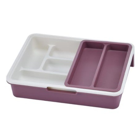 Multipurpose Expandable Kitchen Cutlery Utensil Tray Drawer Sorting Box Storage Organizer Compartment