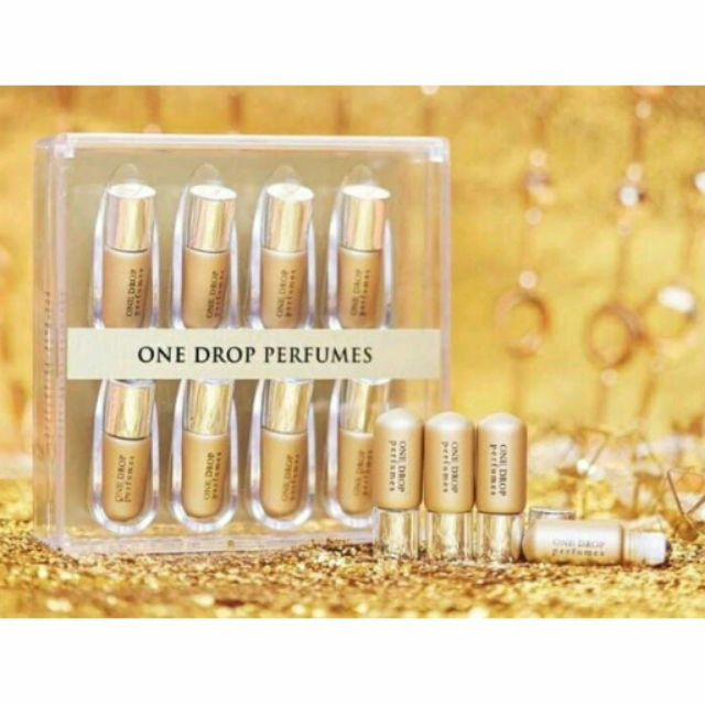 One Drop Perfumes Gold Edition