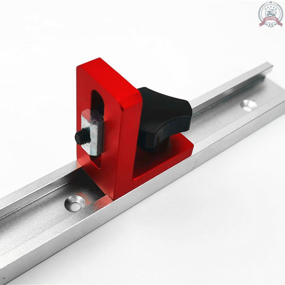 Sliding F Clamp Bar Profile Clamp Holder Fastener Fastening 600mm x 80mm 1pc