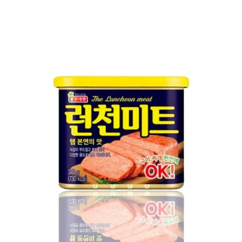 Korea Lotte Luncheon Meat 韩国乐天午餐肉爆款