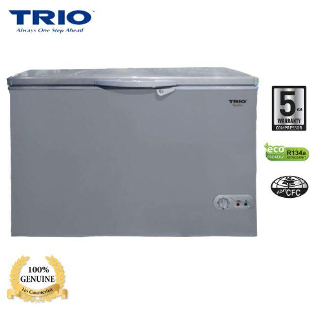Trio Chest Freezer TCFZ270 269L Single Door Freezer