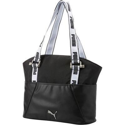f0fa6e8451fe Fashion Women PUMA Synthetic Leather Solid Shoulder Tote Bag Handbag Best  Gifts