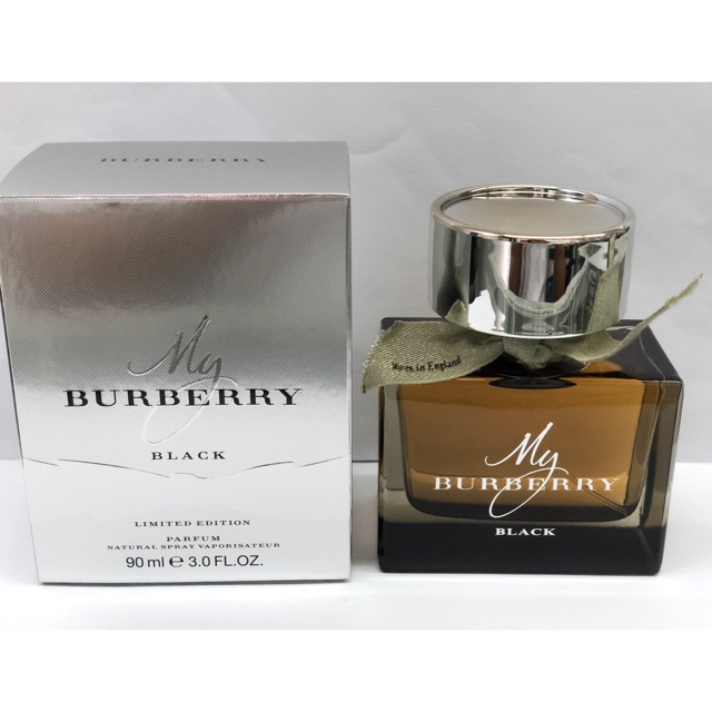 My Burberry Black Limited Edition Perfum 90ml Shopee Malaysia